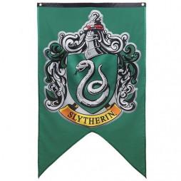 Флаг факультета Слизерин