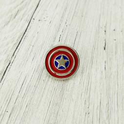 Значок Капитан Америка