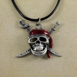 """Кулон """"Пираты Карибского Моря"""""""