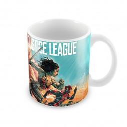 Кружка Лига справедливости #2