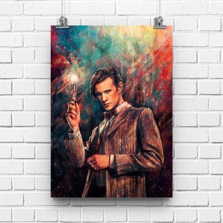 Постер 11-й Доктор