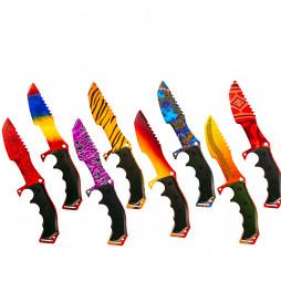 Деревянный нож охотничий