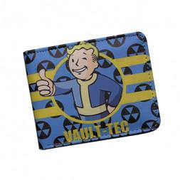 Кошелек Vault Boy #2