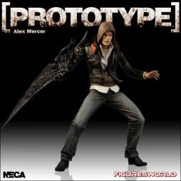 Фигурка Prototype: Алекс Мерсер