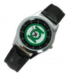 """Часы """"Зеленый фонарь"""""""