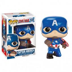 Фигурка Funko POP Captain America 137