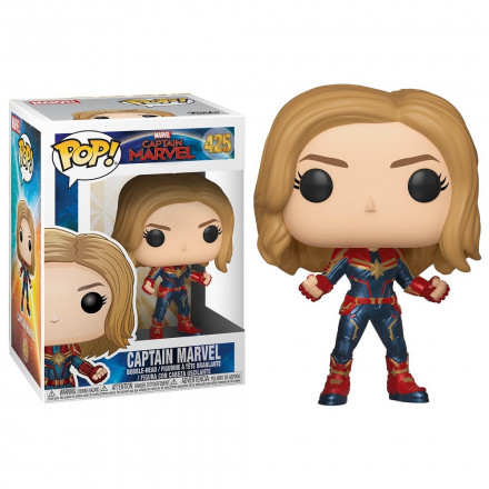 Фигурка FUNKO POP! Captain Marvel 425