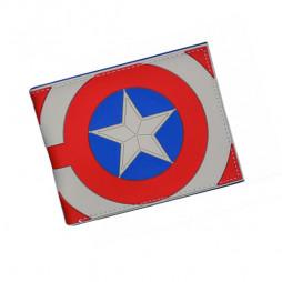 Кошелек Капитан Америка