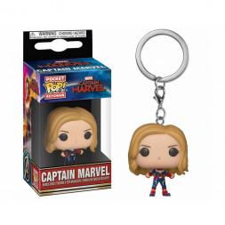 Брелок POP! Captain Marvel