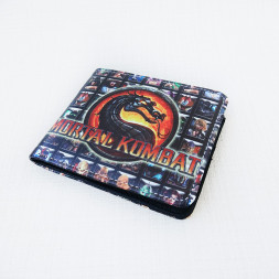 Кошелек Mortal Kombat